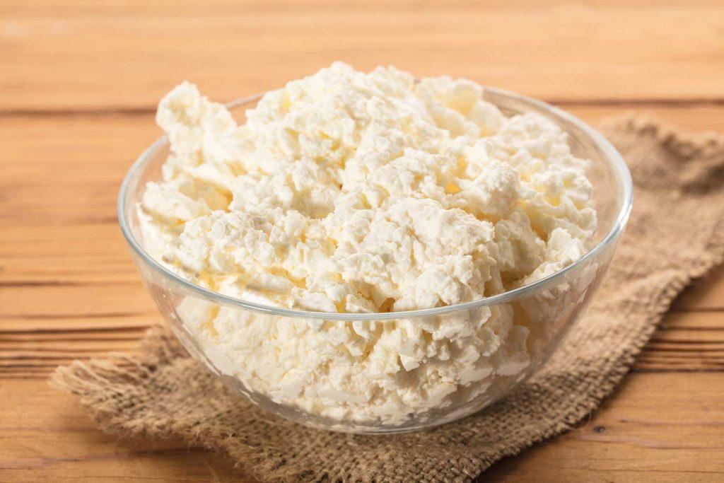 Cottage cheese Vitamin B12