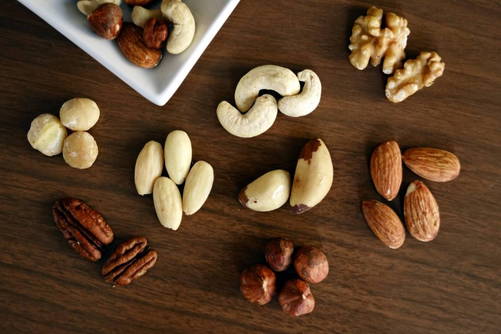 Nuts Easy Snacks Recipes for Kids