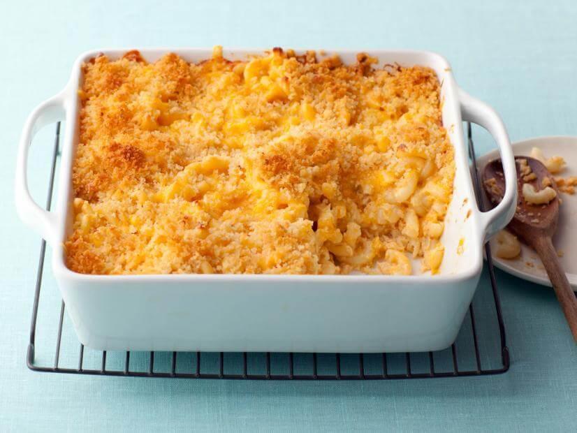 kid friendly casseroles recipe Baked mac