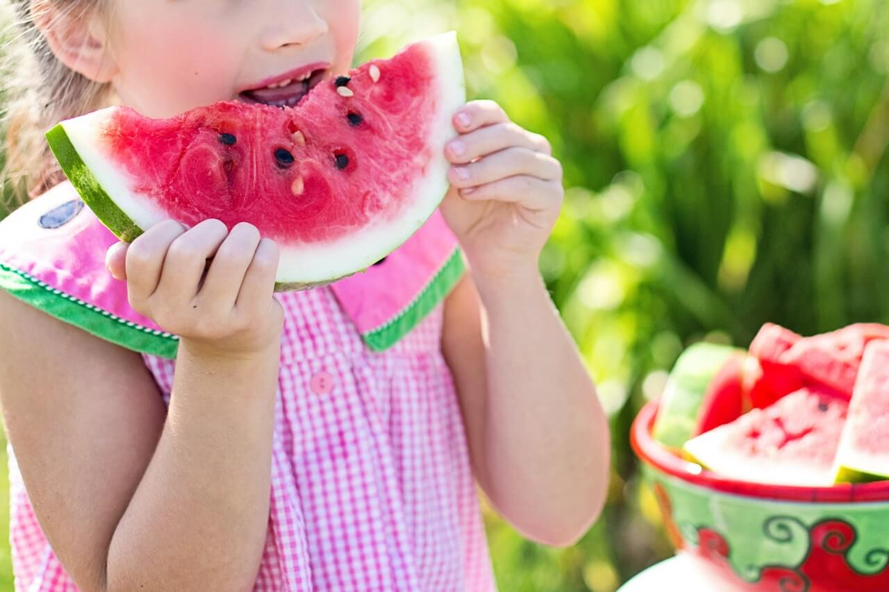 When Can Babies Eat Watermelon